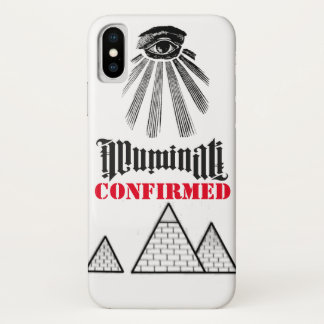 Illuminati Confirmed - Iphone X Case