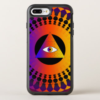 Illuminati Eye alternative OtterBox Symmetry iPhone 7 Plus Case