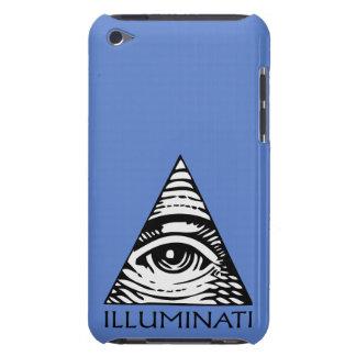 Illuminati iPod Case-Mate Case