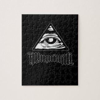 Illuminati Jigsaw Puzzle