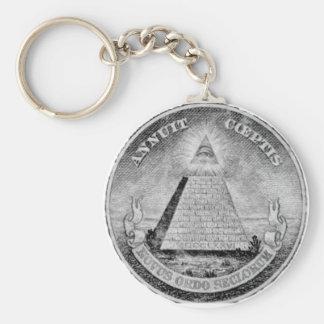 Illuminati Keychains