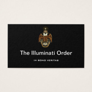 Illuminati Membership Card