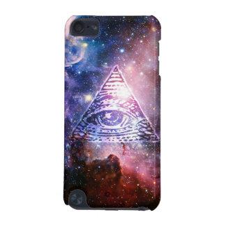 Illuminati nebula iPod touch (5th generation) case