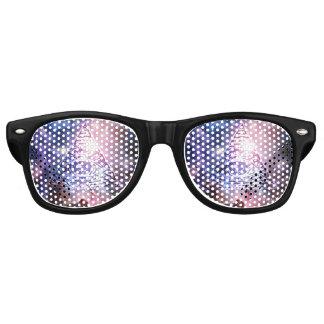 Illuminati nebula retro sunglasses
