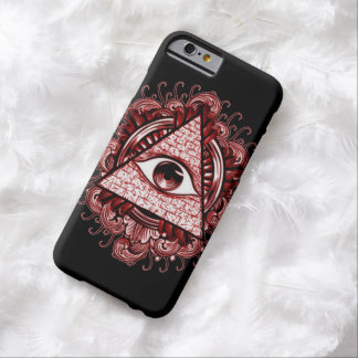 Illuminati Symbol iPhone 6 Case