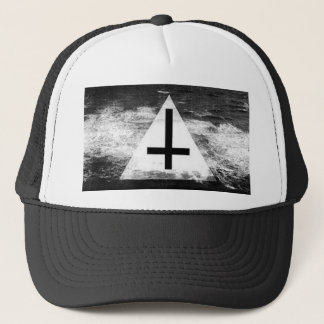 illuminatic product trucker hat