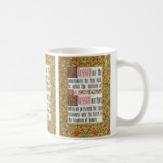 Illumination: Blessed the Peacemakers & Persecuted Coffee Mug