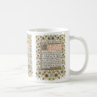 Illumination: Build Your House on the Rock Coffee Mug