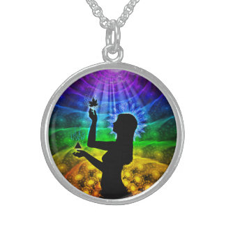 """Illumination"" - Necklace / Locket Jewelry"