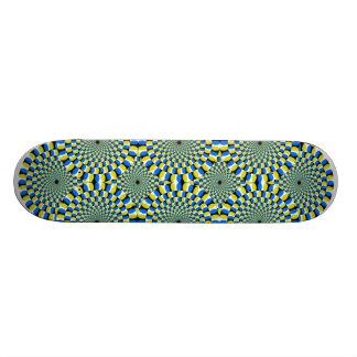 Illusion Board Custom Skate Board