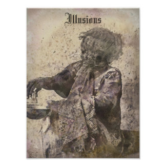 Illusions Poster
