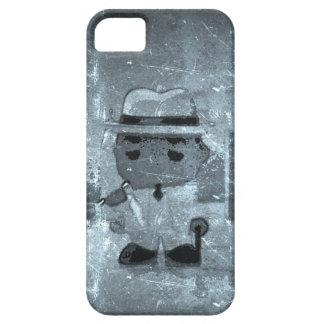 Illustrated Biggie Ipad phone case