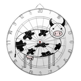 Illustrated Cow Dartboard