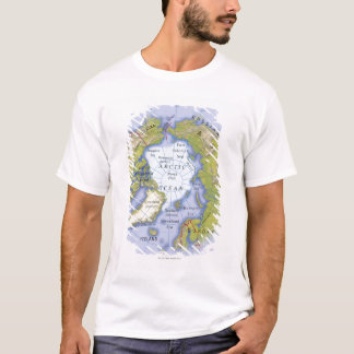 Illustrated Map 2 T-Shirt