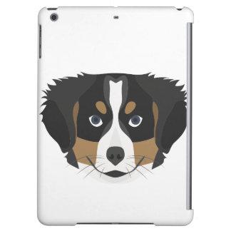 Illustration Bernese Mountain Dog
