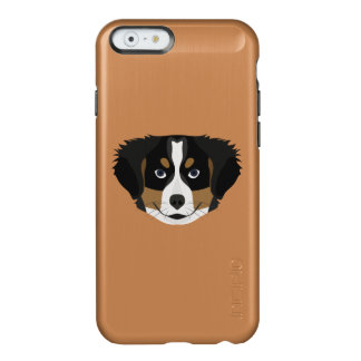 Illustration Bernese Mountain Dog Incipio Feather® Shine iPhone 6 Case