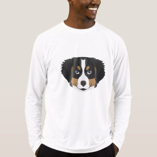 Illustration Bernese Mountain Dog T-Shirt