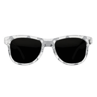 Illustration Black Wolf Sunglasses