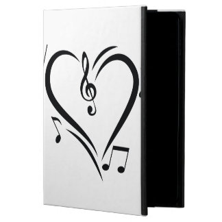 Illustration Clef Love Music Powis iPad Air 2 Case