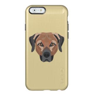 Illustration Dog Brown Labrador Incipio Feather® Shine iPhone 6 Case