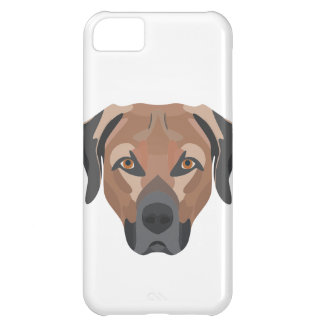 Illustration Dog Brown Labrador iPhone 5C Case