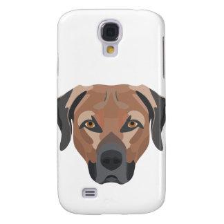 Illustration Dog Brown Labrador Samsung Galaxy S4 Covers