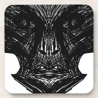 Illustration Face Coaster