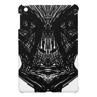 Illustration Face iPad Mini Case