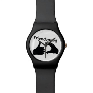 Illustration Friendzoned Hands Shape Wrist Watches