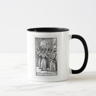 Illustration from 'Le Bourgeois Gentilhomme' Mug
