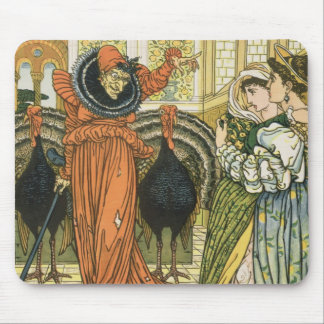 Illustration from The Yellow Dwarf, first edition Mouse Pad