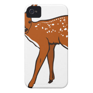 Illustration Of A Deer Case-Mate iPhone 4 Cases