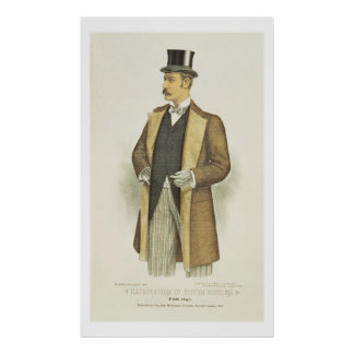 Illustration of British Costume, pub. by the John Poster