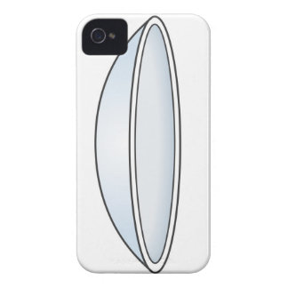Illustration of Contact Lens iPhone 4 Case-Mate Case