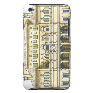 Illustration of facade of 17th century Galleria iPod Case-Mate Cases