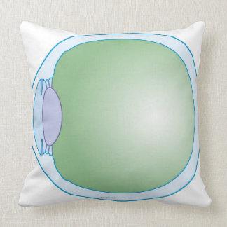 Illustration of Human Eye Cushions