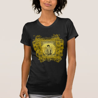 Illustration of Poe's RAVEN by Gustave Dore T-Shirt