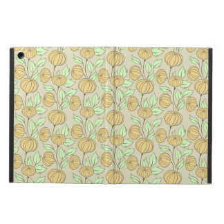 Illustration of pumpkins iPad air case