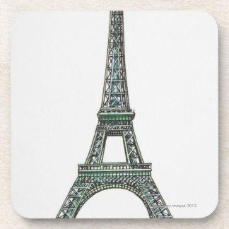 Illustration of the Eiffel Tower Coaster