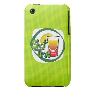 "Illustration Shot with lemon ""Shot Time"" Case-Mate iPhone 3 Case"