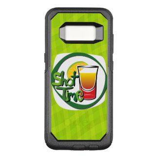 "Illustration Shot with lemon ""Shot Time"" OtterBox Commuter Samsung Galaxy S8 Case"