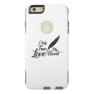 Illustration True Love Feather OtterBox iPhone 6/6s Plus Case