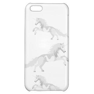 Illustration White Unicorn iPhone 5C Cover