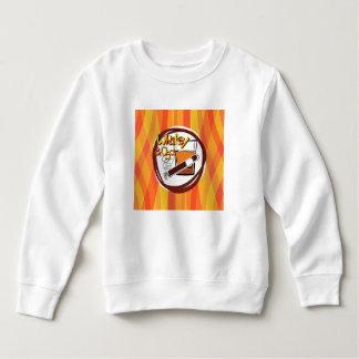 Illustration Wiskey and Cigar Sweatshirt