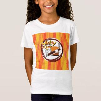 Illustration Wiskey and Cigar T-Shirt