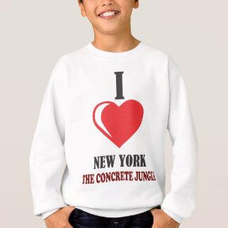 ILOVE NEWYORK SWEATSHIRT