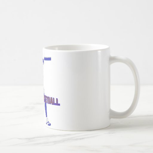 ILoveBasketball Offense! Mug