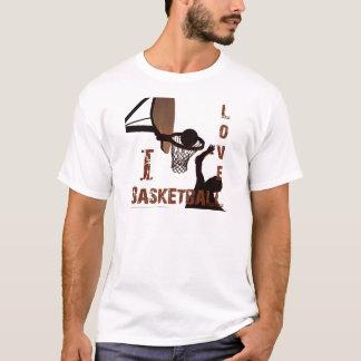ILoveBasketball Shooter T-Shirt