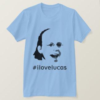 #ilovelucas by JP Choate T-Shirt