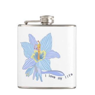 iLoveMyLife Hip Flask